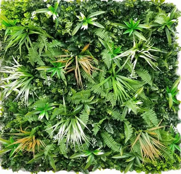 zelene stene - zeleni paneli Bonsai Slovenija