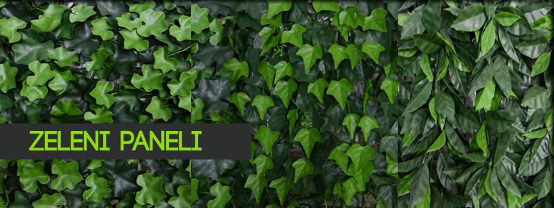 zelene stene - green wall - zeleni paneli