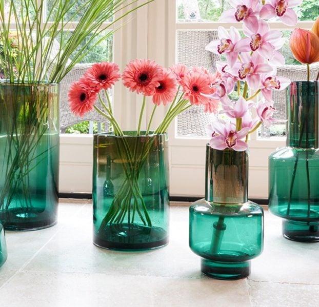 steklene vaze by Bonsai