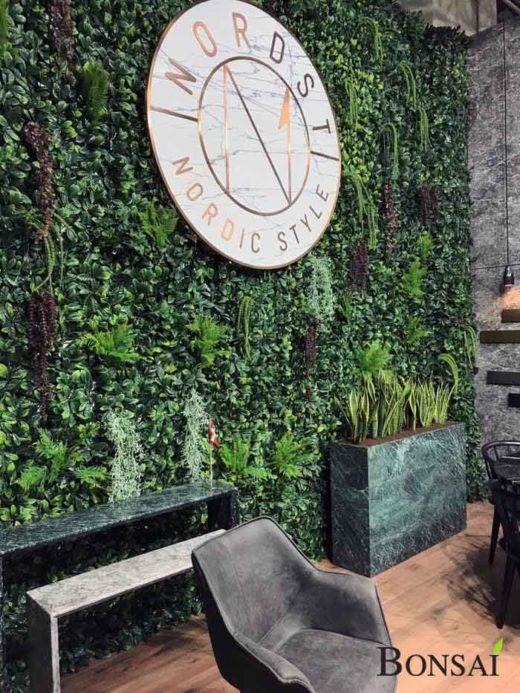 umetna zelena stena_Bonsai_