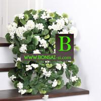 umetne geranije pelargonije - umjetne veštačke pelargonije cvijeće za balkon